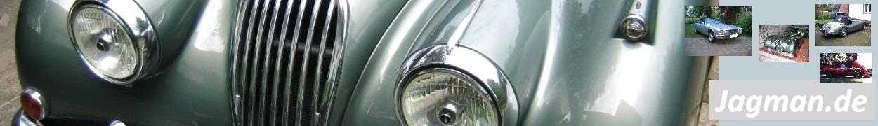 Jaguar Restauration und Oldtimer